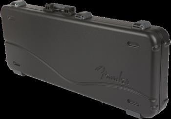 Fender 0996102306 Deluxe Molded Strat/Tele Case, Black