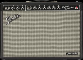 Fender 2274100000 Tone Master Deluxe Reverb-Amp, 120V