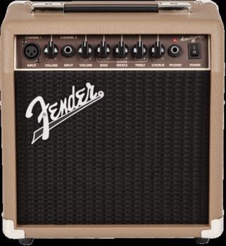Fender 2313700000 Acoustasonic  15, 120V