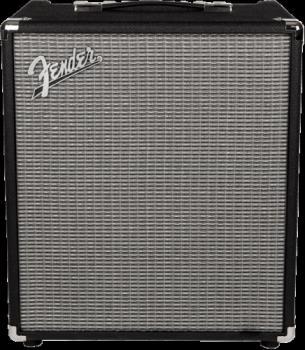 Fender 2370400000 Rumble  100 (V3), 120V, Black/Silver