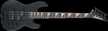 Jackson 2915556568 JS Series Concert Bass  Minion JS1X, Amaranth Fingerboard, Satin Black