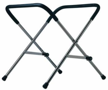 K&M Bass Drum Stand (Nickel)