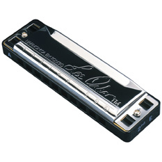 1910LOF Lee Oskar Harmonica - Major - Low F