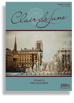 Debussy's Clair de Lune for Trumpet & Piano