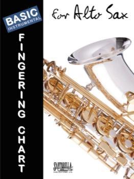 Basic Fingering Chart for Alto Sax