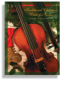 Traditional Christmas Duets for Violin with CD