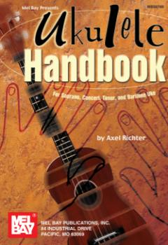 Uke Handbook for Soprano, Concert and Tenor Ukulele