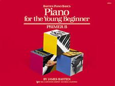 Bastien Piano Basics Piano Primer B