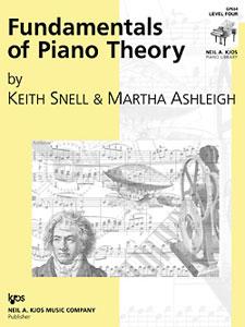 Fundamentals Lvl 4 of Piano Theory