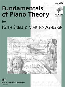Fundamentals of Piano Theory Lvl 3