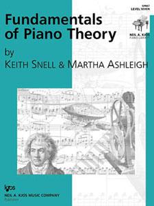 Fundamentals Lvl 7 of Piano Theory