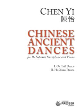 Chinese Ancient Dances [sop sax] SOPRANO SX