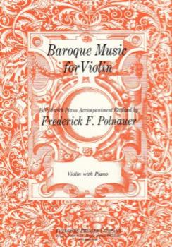 Baroque Music for Violin with Piano