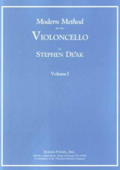 Modern Method for the Violincello Vol 1 [cello]