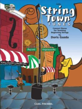 String Town Tunes, Cello