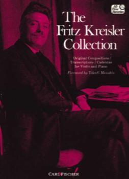 Fritz Kreisler Collection For Violin & P