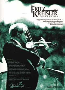 Fritz Kreisler Vol 2