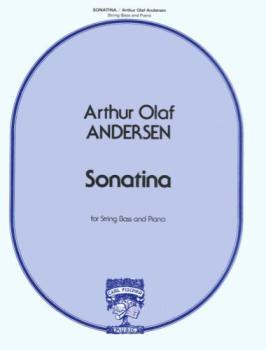 ANDERSEN - Sonatina for String Bass & Piano