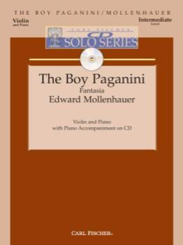 CD Solo Series - The Boy Paganini