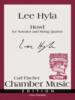 Howl, for narrator and String Quartet