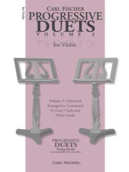 Progressive Duets for Violin, Vol. 2