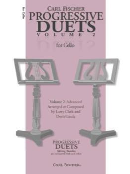 Progressive Duets for Cello, Vol. 2