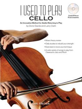 I Used to Play Cello w/cd [cello]
