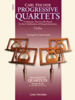 Progressive Quartets for Strings - Violin