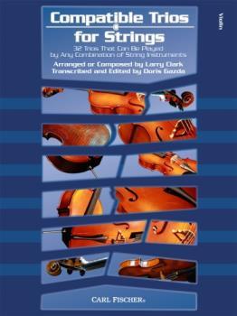 Compatible Trios for Strings, Violin