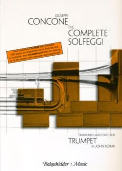 Complete Solfeggi for Trumpet