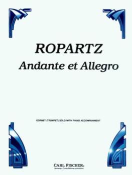 Andante et Allegro [Trumpet] tpt/piano