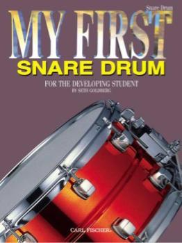 Carl Fischer Goldberg S   My First Snare Drum