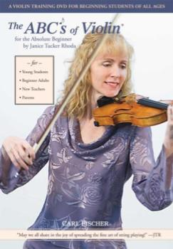 The ABC's of Violin, DVD