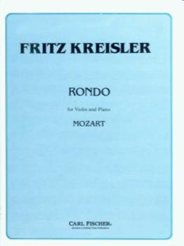 Mozart - Rondo for Violin and Piano