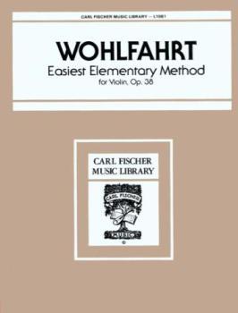 Wohlfahrt - Easiest Elementary Method  Op.38