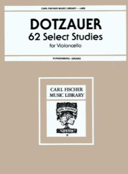 Dotzauer - 62 Select Studies for Violoncello - Book 1