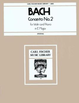 Bach - Concerto No.2 In E Major