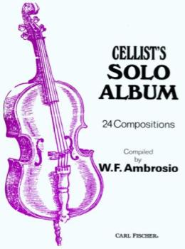 Cellists Solo Album