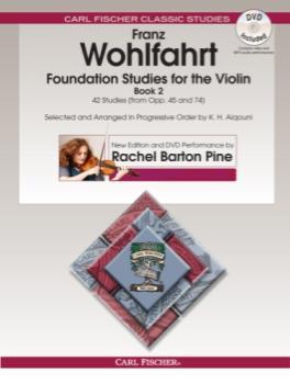Foundation Sutides for the Violin Bk. 2 w/CD
