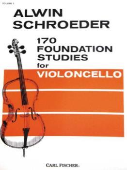 170 Foundation Studies Book 1 For Cello