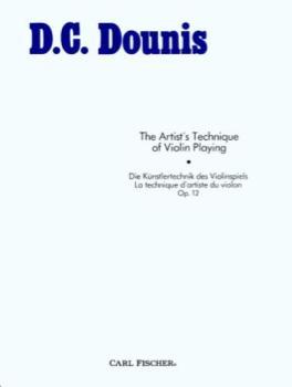 Dounis - Studies for the Violin, Op 12