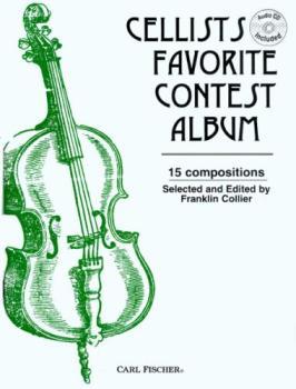Cellists Favorite Contest Album