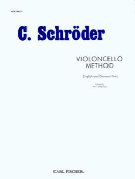Schroder - Violoncello Method Volume 1