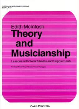 Theory & Musicianship, Bk. 2, Pt. 1 (Major Modes)