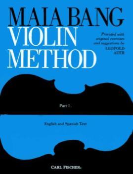 Maia Bang Violin Method, Book 1