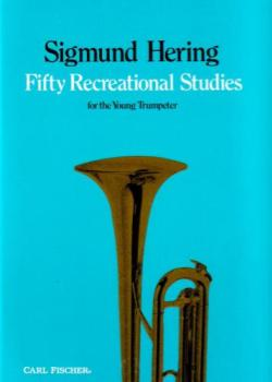 50 Recreational Studies for Trumpet