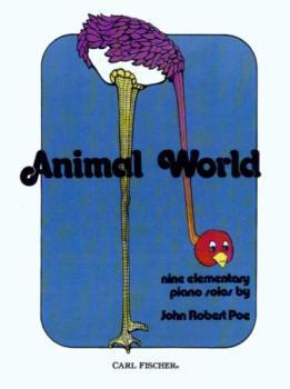 Animal World IMTA-A [elementary piano] Poe