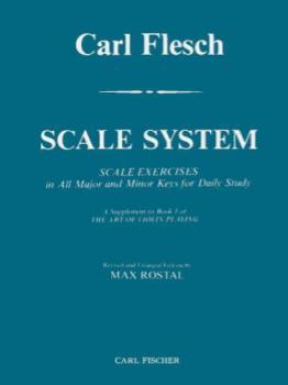 Carl Flesch Scale System - Violin