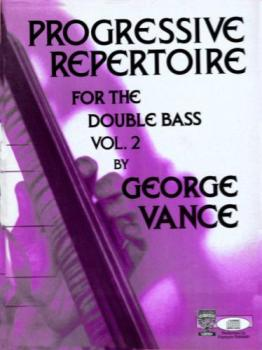 Progressive Repertoire for the Double Bass, Volume 2