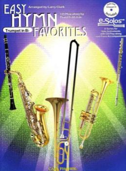 Easy Hymn Favorites Trumpet w/CD